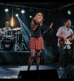Fi & The Funk Rockers wedding and party band