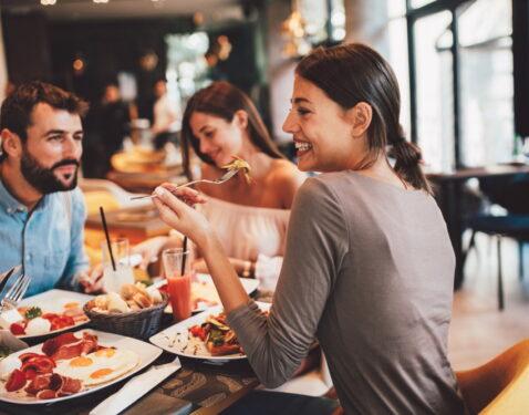 Bars, Restaurants & Cafes