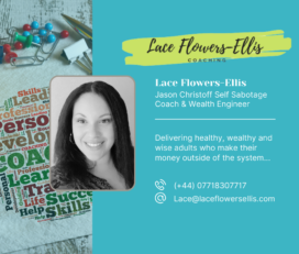 Lace Flowers-Ellis Coaching