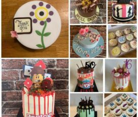 Parties & Cake by Fiona