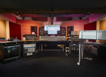 Gospel Oak Recording Studio
