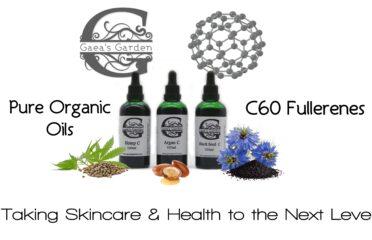 Gaea's Garden Organic Skincare & supplements