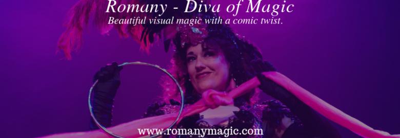 Romany – Diva of Magic!