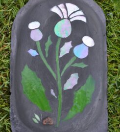 Milena's Mosaic and other Art